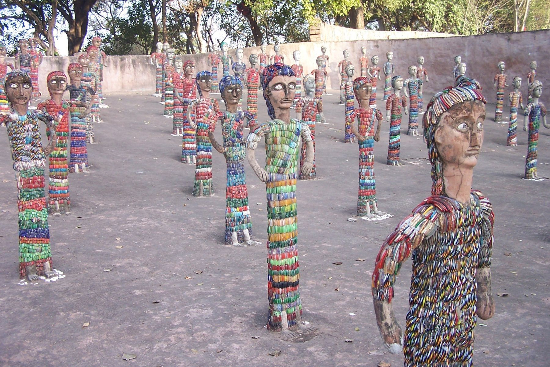 Handigarh Is A Beautiful City With Beautiful Surroundings And A