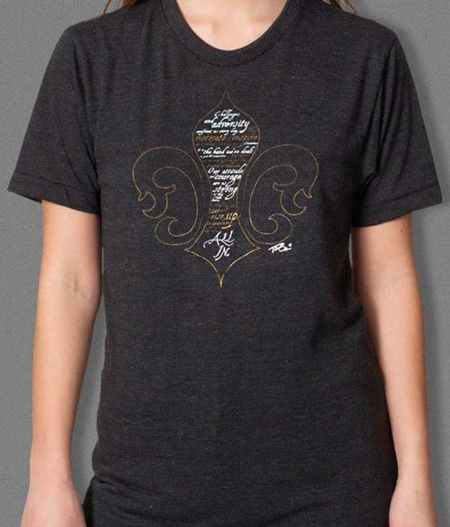 9 Brand All In Women's T-Shirt by Drew Brees