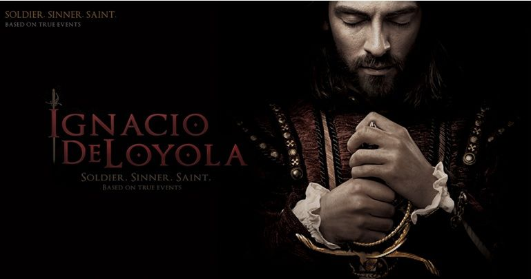 If You Want A Review In Just A Few Words Then Here It Is Drop Everything And Watch This Movie Ignatius Of Loyola Is A 2016 Biopic B New Movies Words Sinner