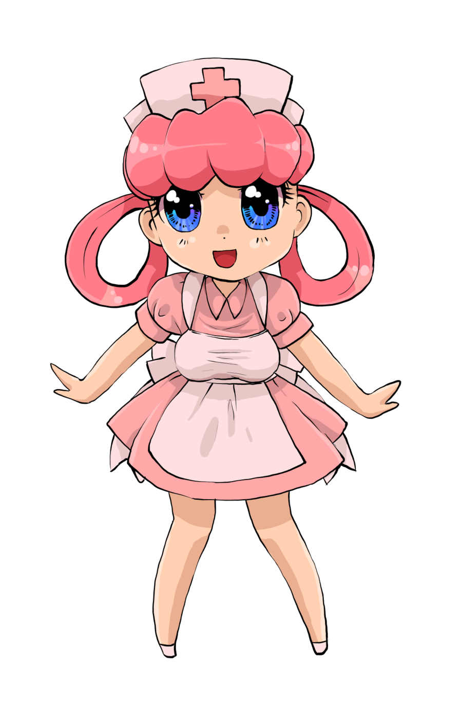Nurse Joy Reference Mario Characters Pokemon Character