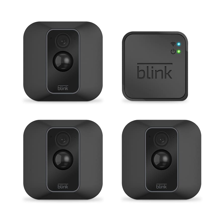 Blink XT Home Security Camera System for Your Smartphone w// Motion Detection NEW