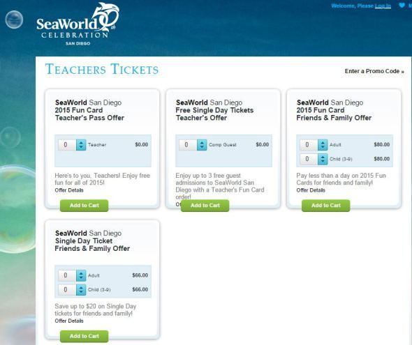 Teachers Get In Free To Sea World All Year And Free And Discount Passes For Friends And Family Sea World Teachers World Teachers