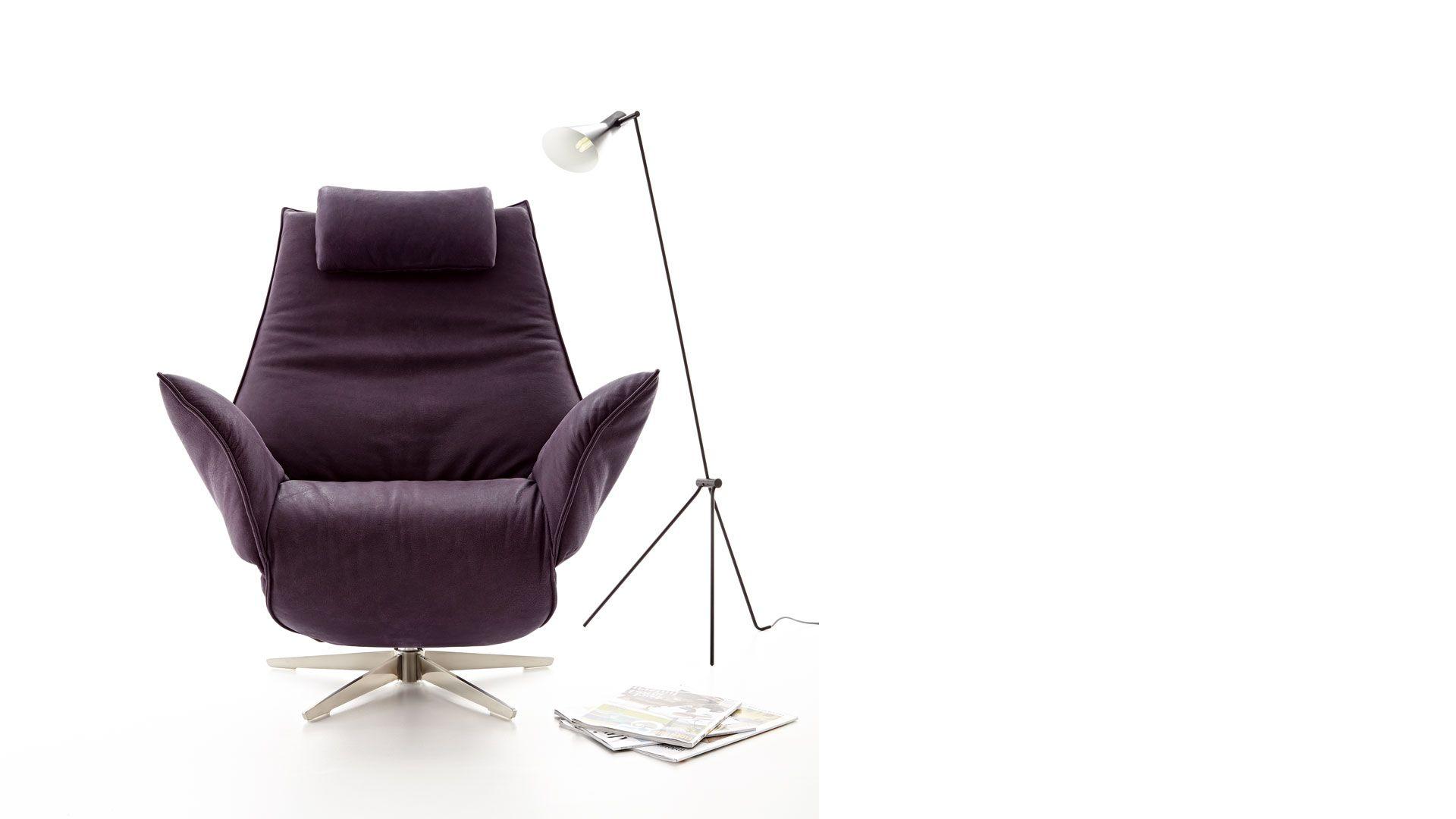 Safira Design Relaxsessel von Koinor