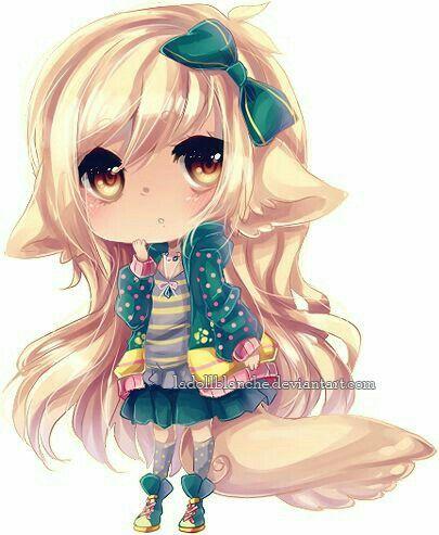 Thinking Little Chibi Anime Chibi Kawaii Chibi Chibi Drawings