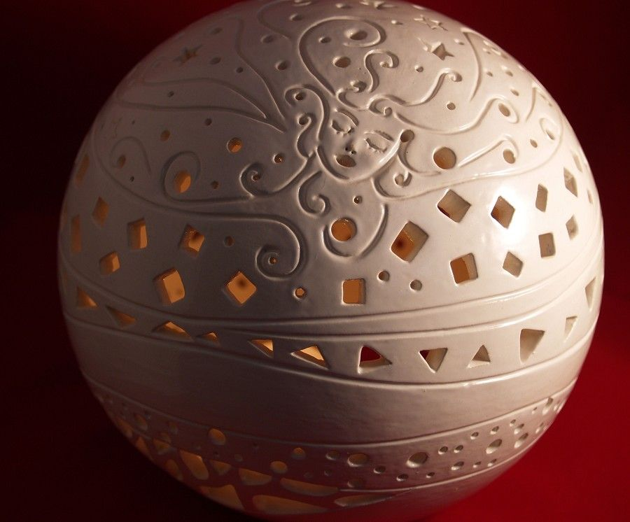 Ceramic sphere