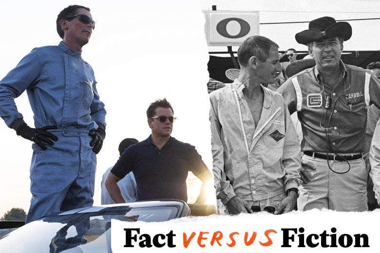 What S Fact And What S Fiction In Ford V Ferrari Ken Miles