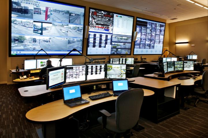 Cctv Security Cameras Monitoring Los Angeles Alarm
