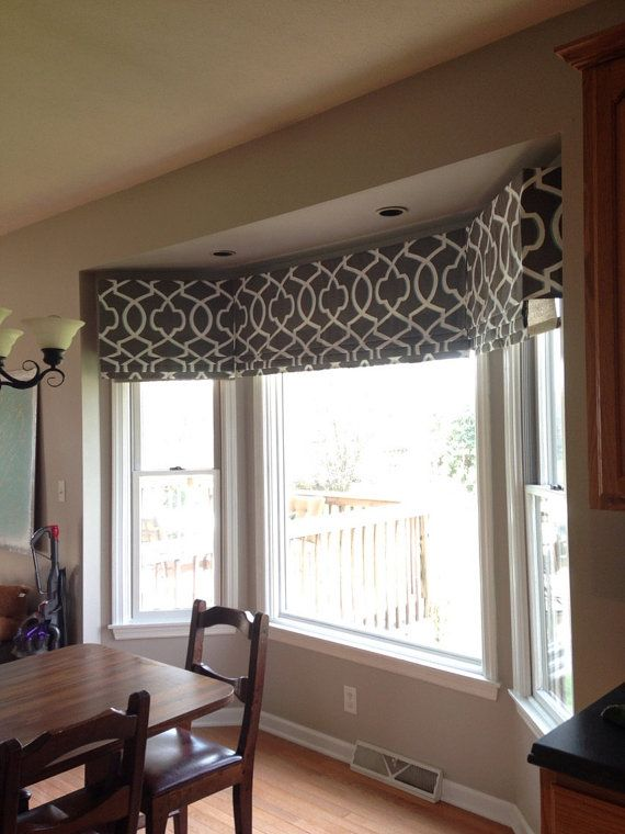 Side Flap Addition For Faux Fake Flat Roman Shades