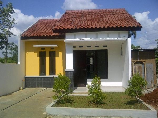 Desain Rumah Sederhana di Kampung di 2020 Desain rumah