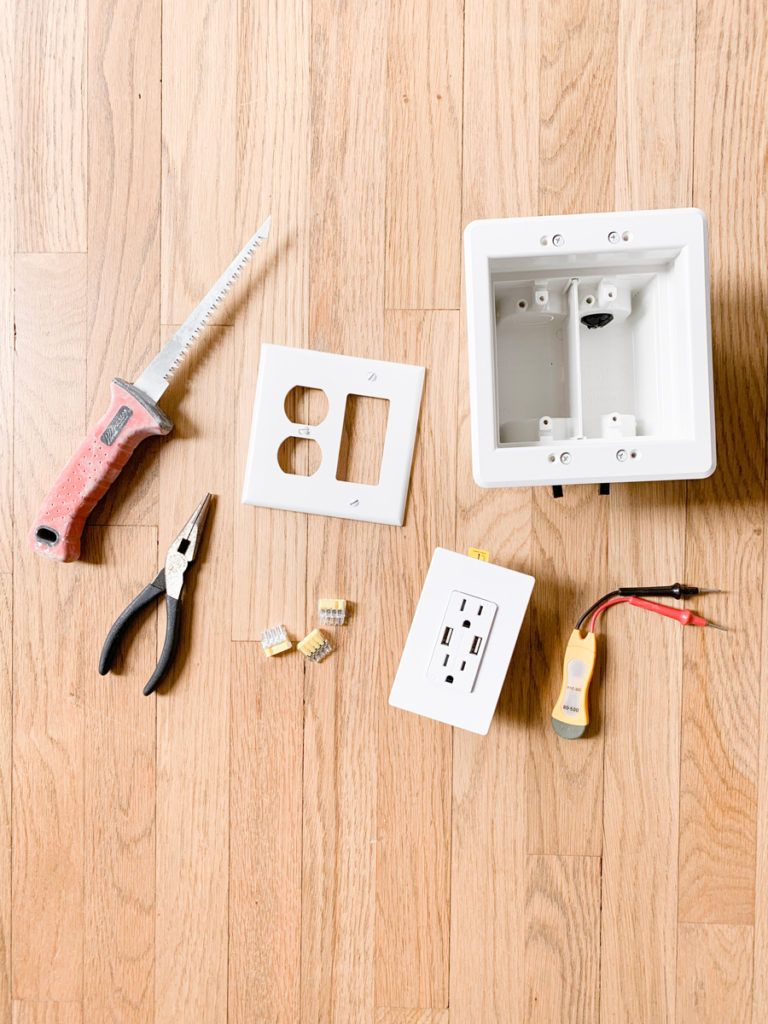 How To Install Large Recessed Outlets In 2020  With Images
