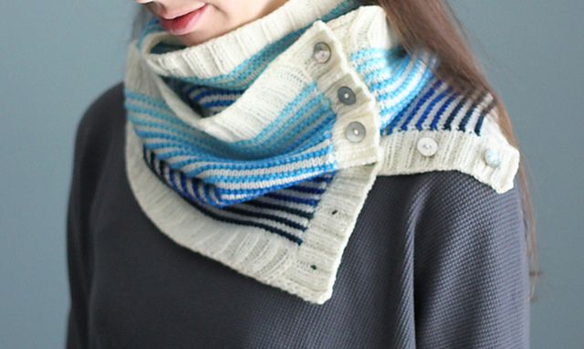 Ravelry: Coastal Gradient pattern by Elizabeth Smith