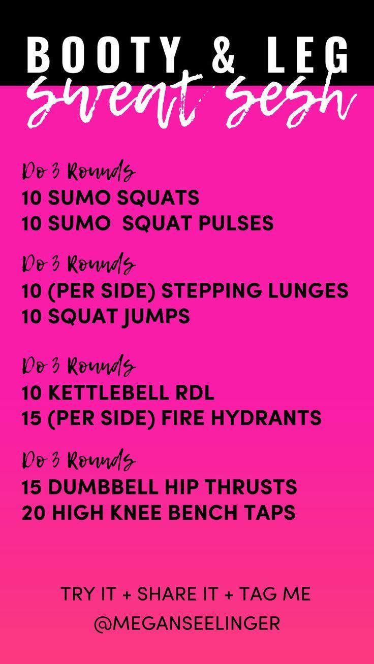 Booty & Leg Workout for Women