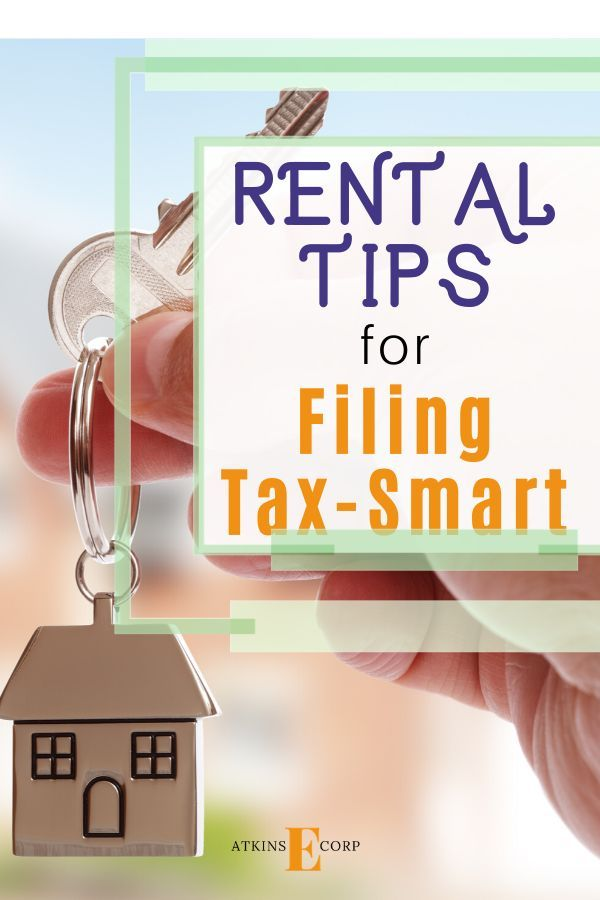 Renting Out A Property Tax Smart Tax Deductions Financial