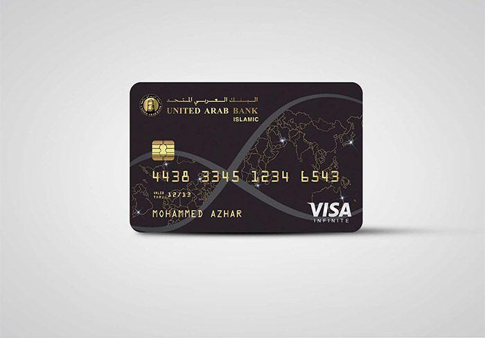 40 Creative And Beautiful Credit Card Designs Hongkiat Debit Card Design Credit Card Design Card Design