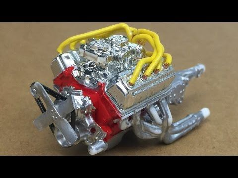 How To Make Your Own Distributor Wires Scale Models Youtube Model Cars Building Scale Models Plastic Model Cars