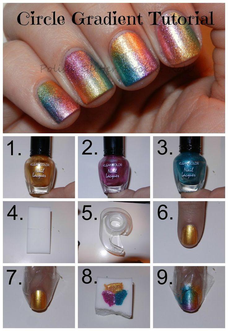 10 Glitter Tutorials To Rock This Week