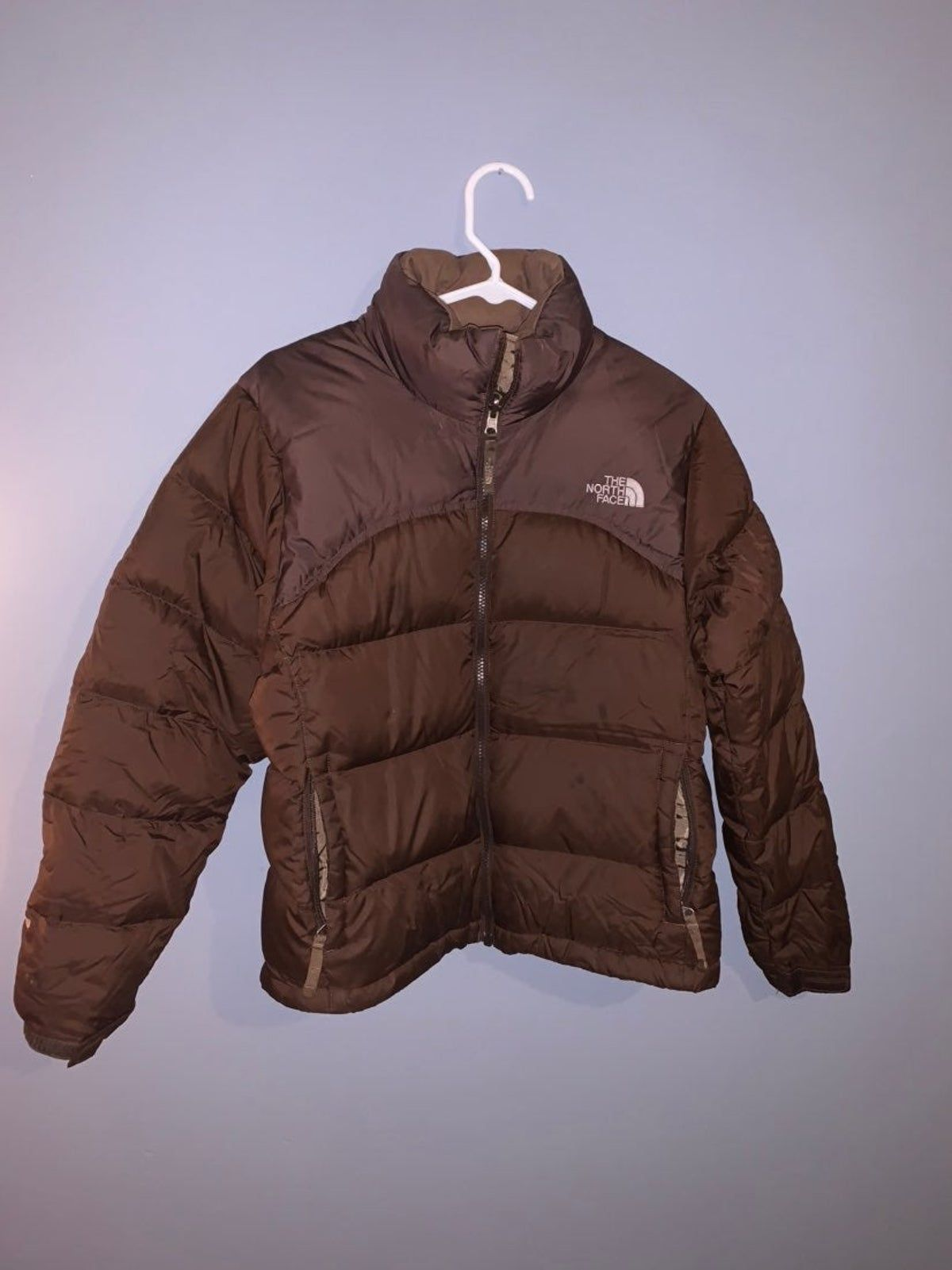 The North Face 700 Down Puffer Coat Brown North Face Jacket Brown Puffer North Face Puffer Jacket [ 1601 x 1200 Pixel ]