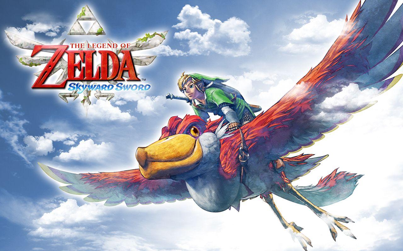 The Legend Of Zelda Hd High Quality Wallpapers Download Jogos De