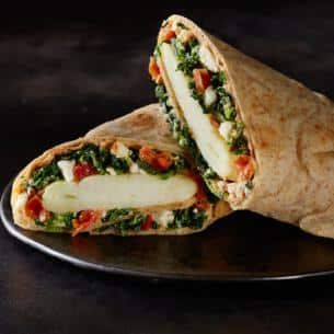 Starbucks Spinach Feta And Egg White Breakfast Wrap 290 Calories And High In Protein Breakfast Wraps Egg White Breakfast Cage Free Eggs