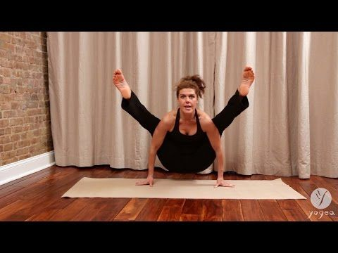 yoga asana lab superman v flying cone pose  titibasana
