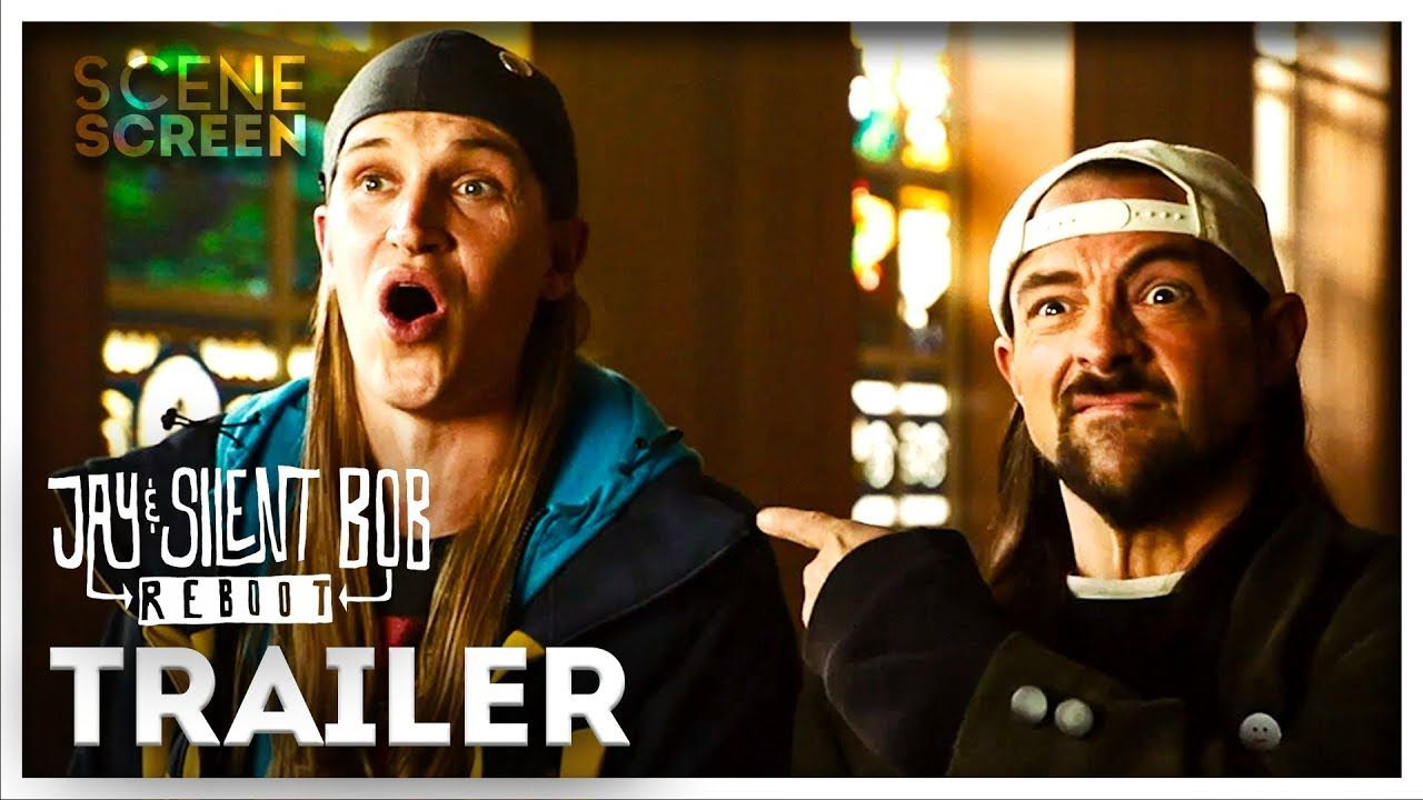 Jay and Silent Bob Reboot Official Trailer SceneScreen