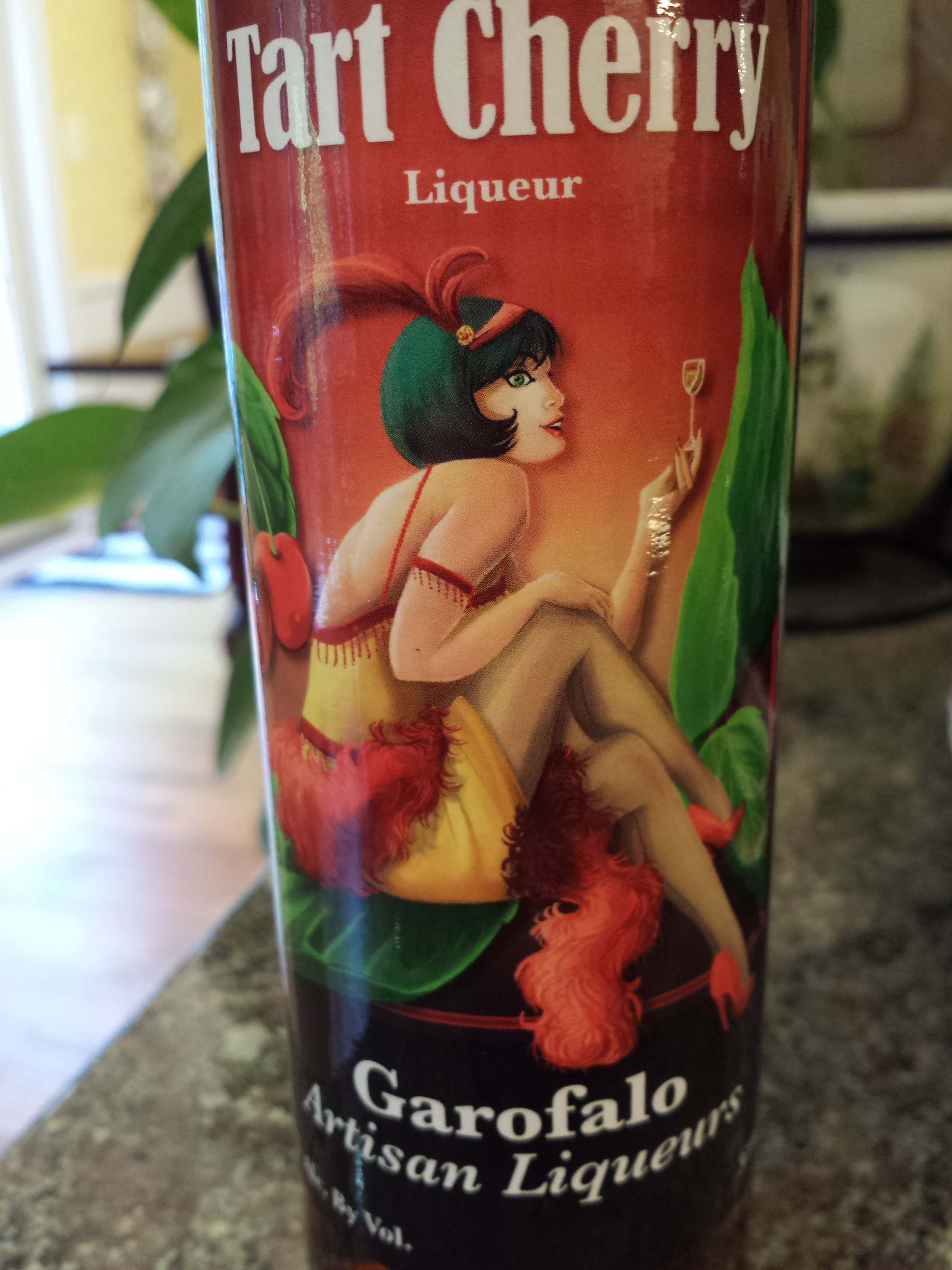 Garofalo Artisan Liqueurs Tart Cherry Liqueur Cherry Liqueur Liqueur Cherry Tart