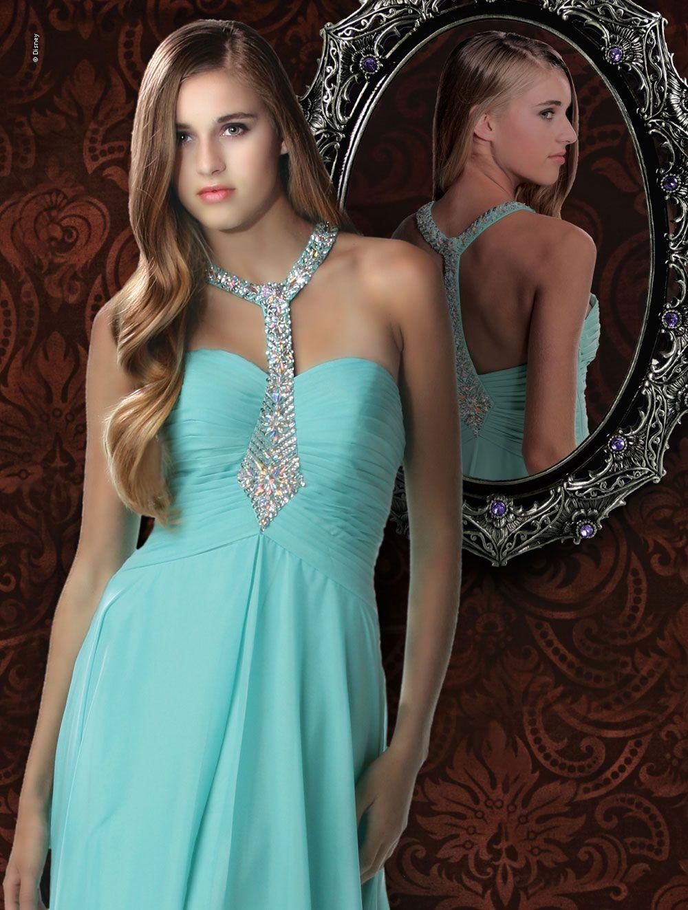 Mirror Mirror&quot- Disney Forever Enchanted Prom Dresses~ L I Bridal ...