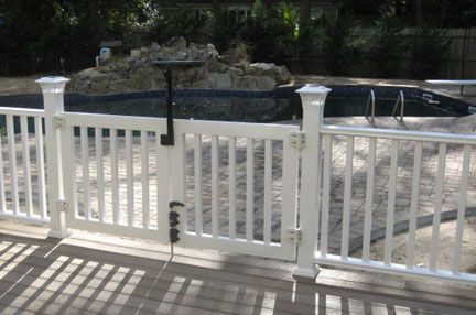 Porch Gates Porch And Deck Railing System Kits For Our