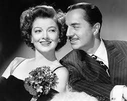 The Thin Man series...Nick & Nora Charles...the BEST chemistry in movies.