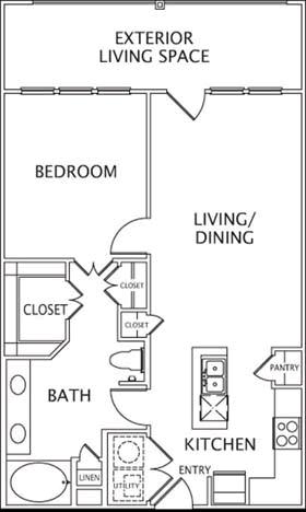 Small casita floor plans dallas tx bella casita for Casa de campo en sevilla para alquilar
