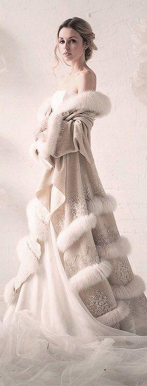 Erstaunliche Hochzeitskleidungsstile für Hochzeiten im Winterwunderland 3   – Marrying the Love of My Life