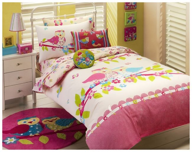 Owl Bedding for Girls | Owl, Owl bedding and Room