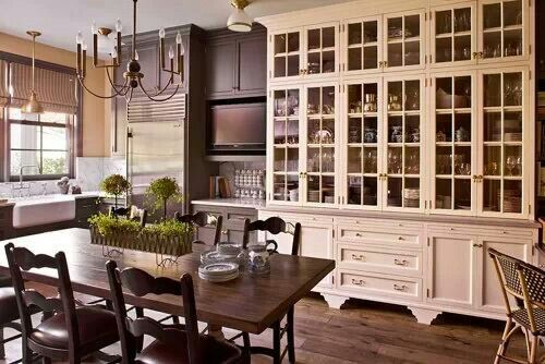 I would sell one of my kids for a cabinet like this!  Ok,maybe not,but still,I want this!