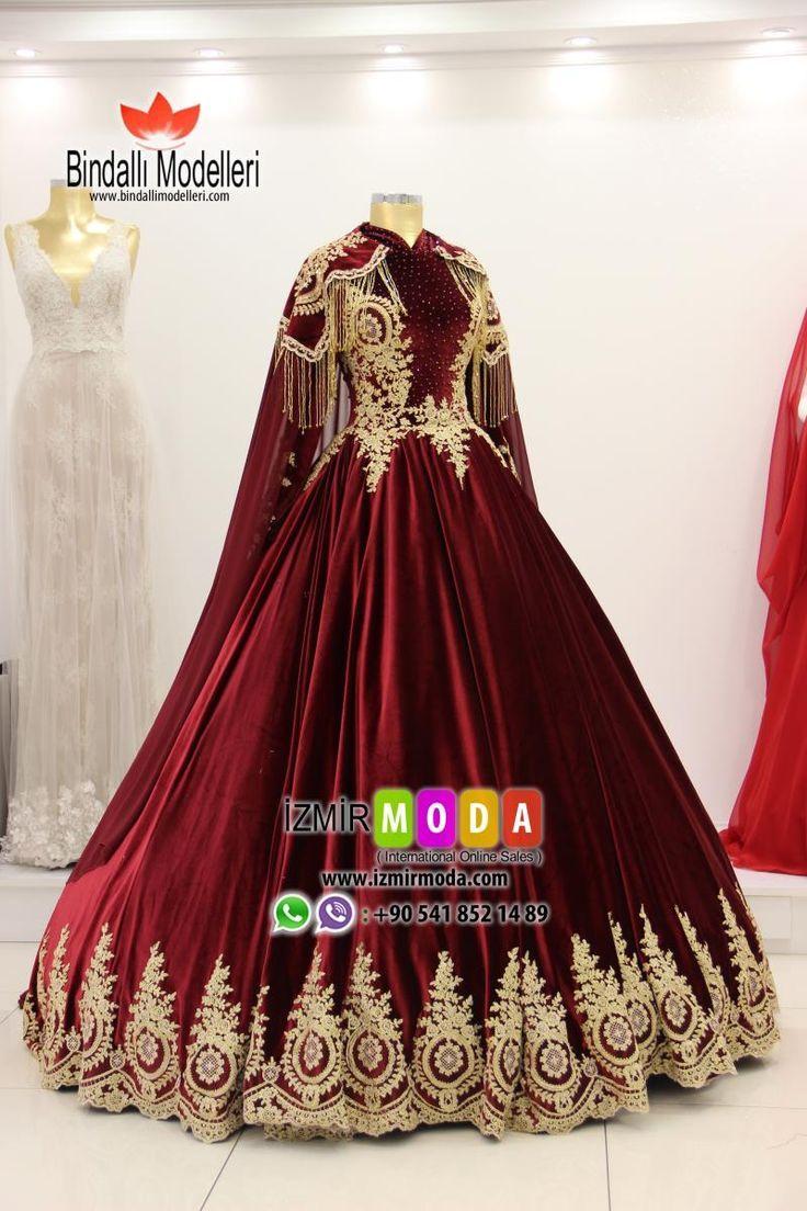 pelerinli tesettür kaftant3506   henna abend kleid