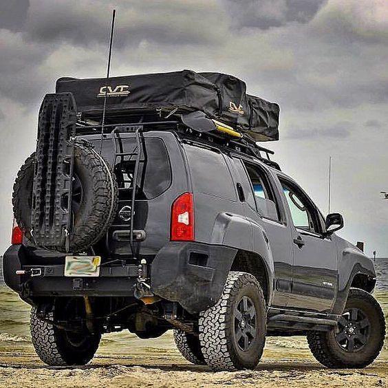 Kayak Roof Rack For Cars >> Nissan Xterra | Exterra Jeeps Off Road | Nissan 4x4, Nissan xterra, Nissan trucks