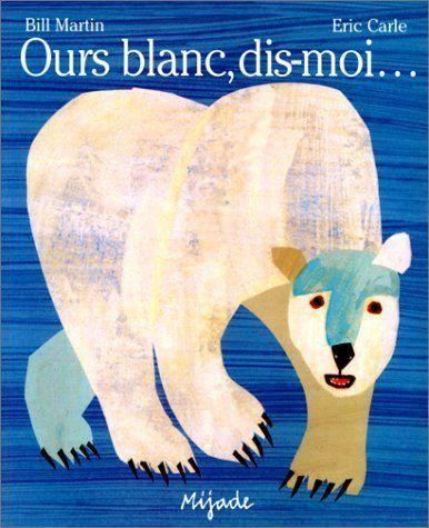 Ours blanc, dis-moi... - Eric Carle-Hörbuch,Bill Martin