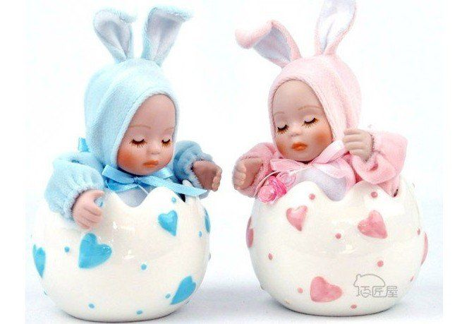 Easter bunny baby eggshell baby sleeping baby swing music box easter easter bunny baby eggshell baby sleeping baby swing music box easter novelty gift wholesale negle