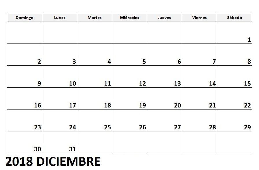 Calendario Diciembre 2018 Argentina.Calendario Diciembre 2018 Argentina Calendario Diciembre
