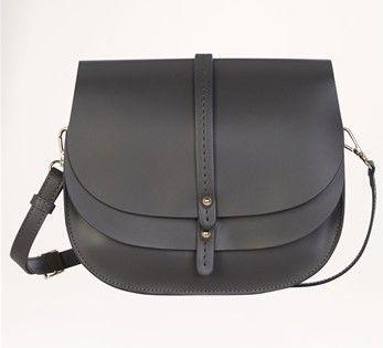 Ysalis Besace en cuir gris Caroll prix Sacs à main Brandalley 165.00 € 8fd0fdaaf87