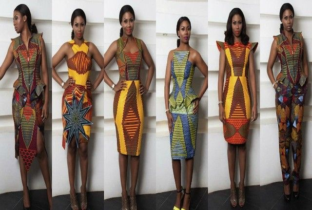 African women killing it #fashion #africanprint #fashion #arokofx #moneytransfer #africanwomenkillingit