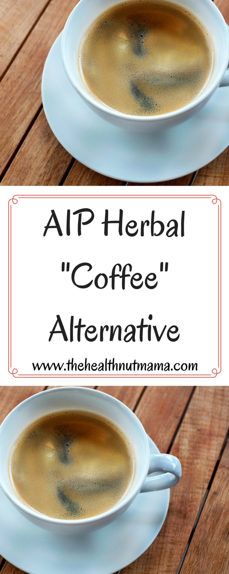 If you are looking for a coffee alternative, here is a