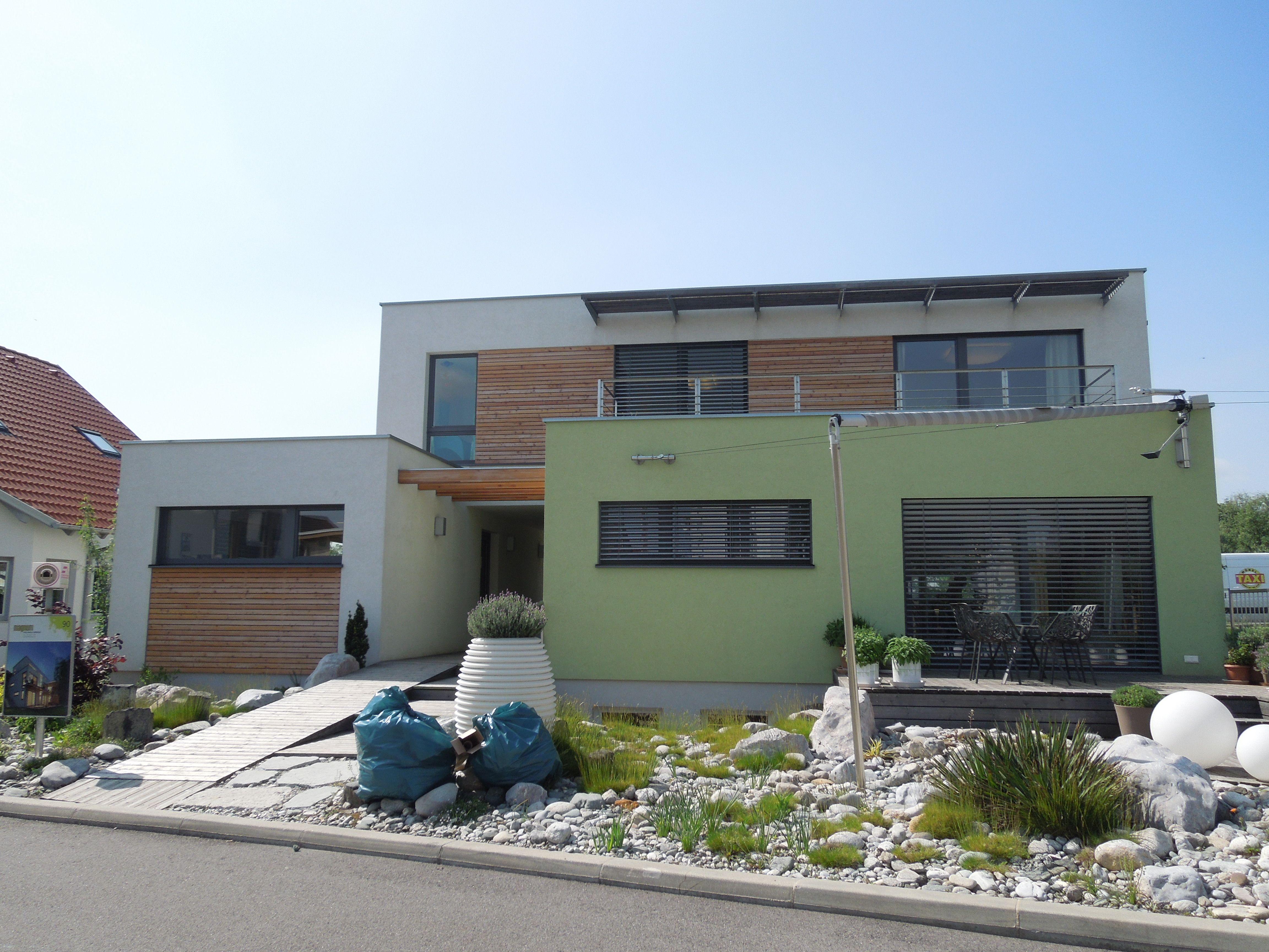 Fassade Modern schöne fassade mit holz moderne häuser future