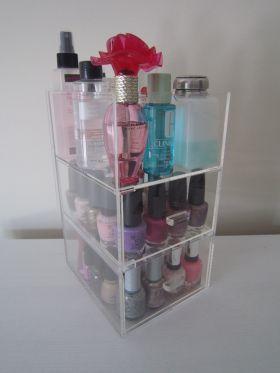 nail polish storage nail inspiration pinterest. Black Bedroom Furniture Sets. Home Design Ideas