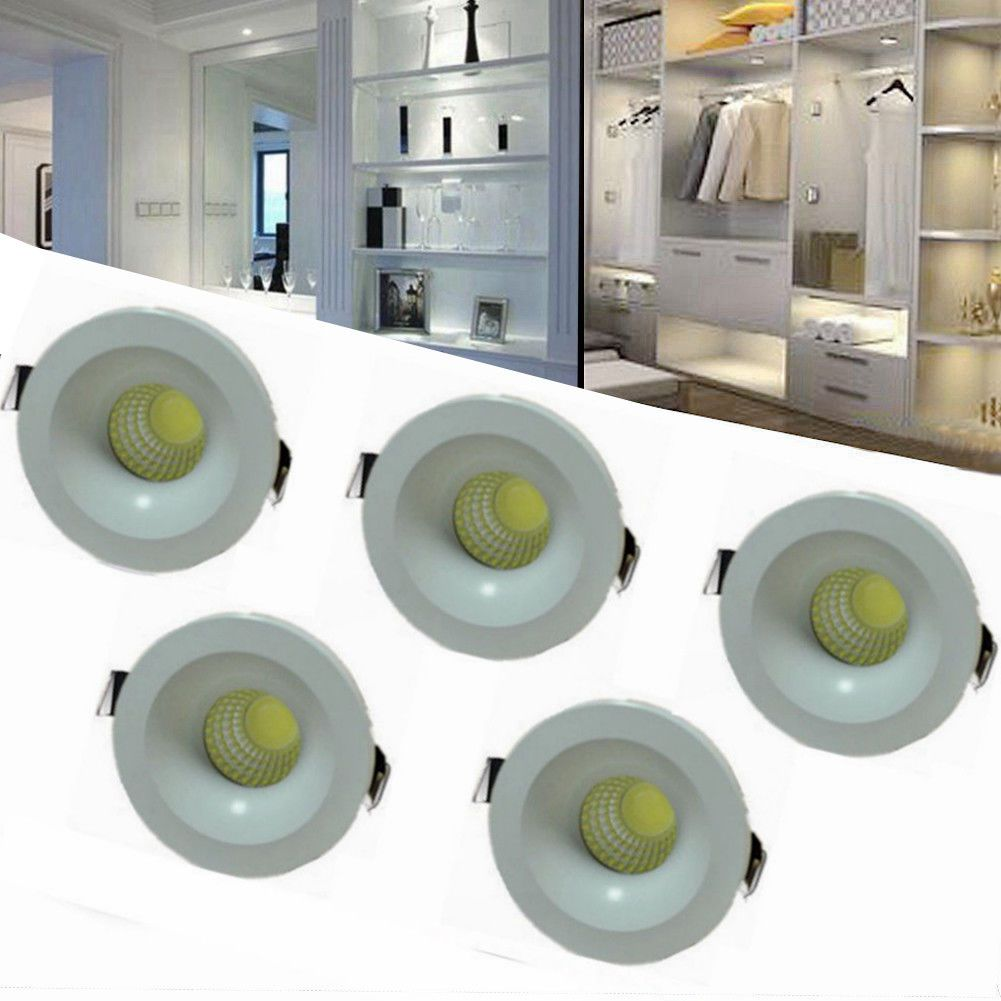3w Led Mini Spot Encastrable Plafond