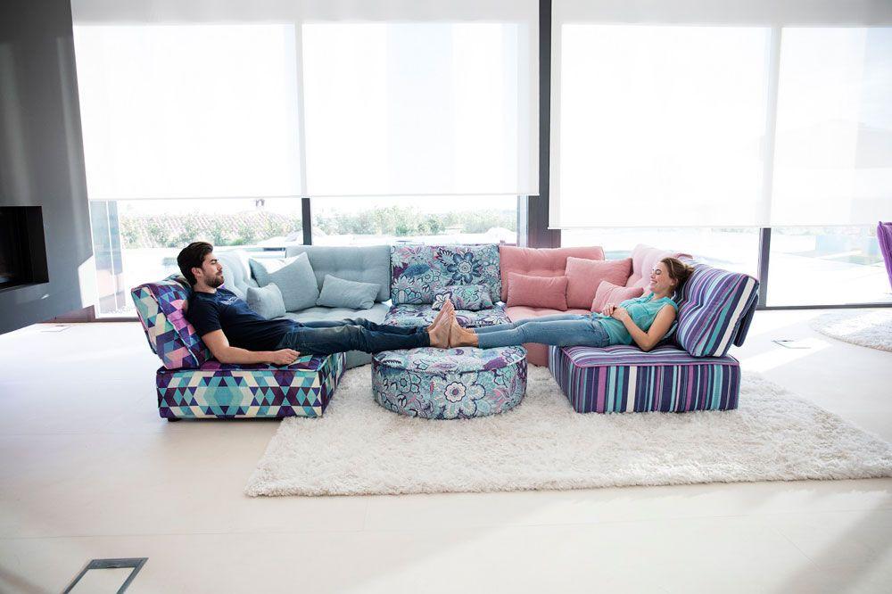 Arianne Love Corner Sofa From Fama Design Your Own Bespoke
