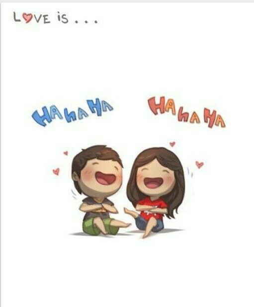 Love is..... Laughs