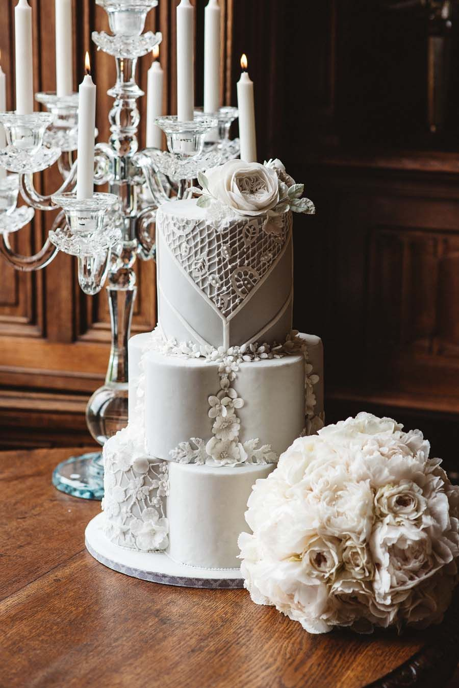 Jewish Fairytale at the Château Wedding Inspiration in