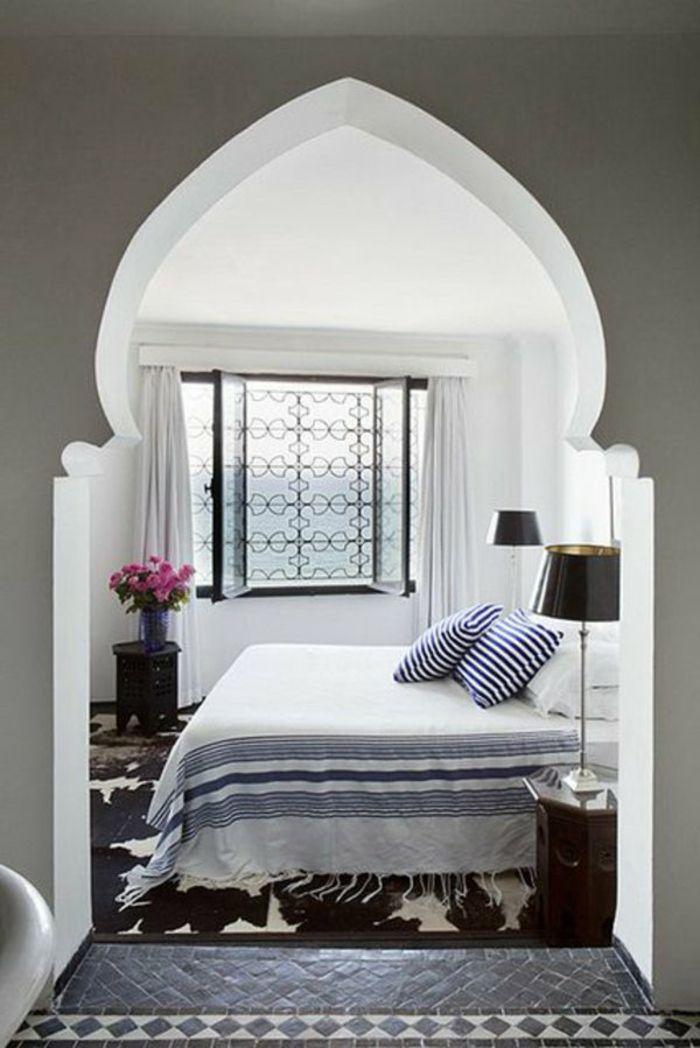 Stehlampen schwarz orientalisches schlafzimmer zimmer Pinterest - schlafzimmer schwarz