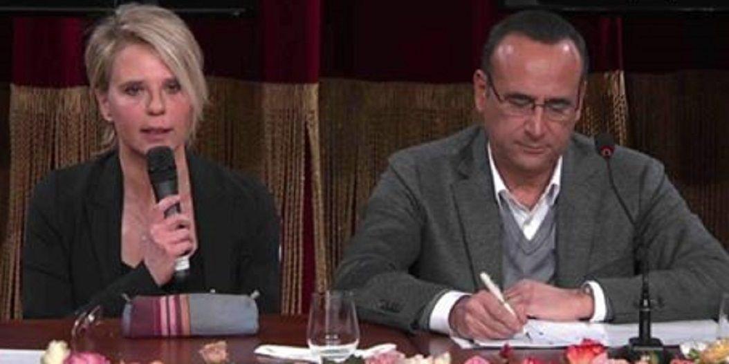 Clamoroso! Carlo Conti svela il cachet della De Filippi per Sanremo 2017