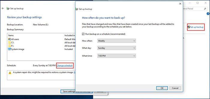 Easily Free Create A Windows 10 Image Backup Now Image Free Windows 10